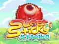 Mängud Super Sticky Stacker