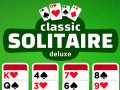 Mängud Classic Solitaire Deluxe