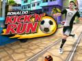 Mängud Cristiano Ronaldo Kick`n`Run
