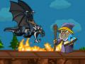 Mängud Dragon vs Mage