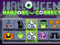 Mängud Mahjong Connect Halloween