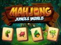 Mängud Mahjong Jungle World