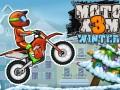 Mängud Moto X3M 4 Winter