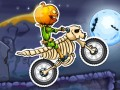 Mängud Moto X3M Spooky Land