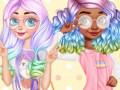 Mängud Princesses Kawaii Looks and Manicure