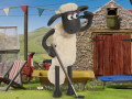 Mängud Shaun The Sheep Baahmy Golf
