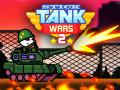 Mängud Stick Tank Wars 2