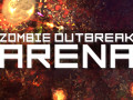 Mängud Zombie Outbreak Arena